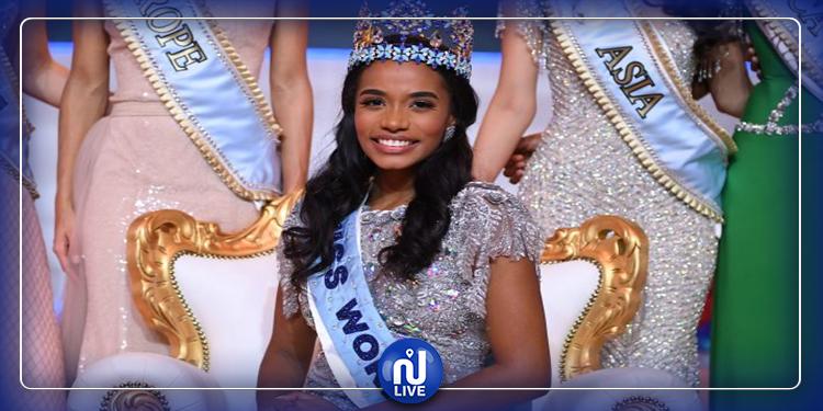ملكة جمال جاميكا تفوز بلقب ملكة جمال العالم (صور)
