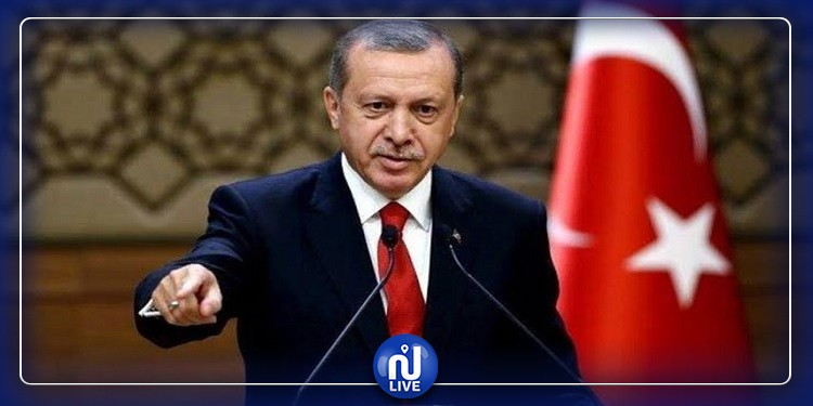 أردوغان: ''طبول الحرب تدق في المنطقة''