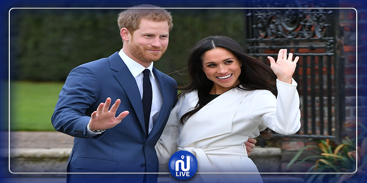 الأمير هاري وزوجته يتنحيان عن مهامهما في العائلة الملكية