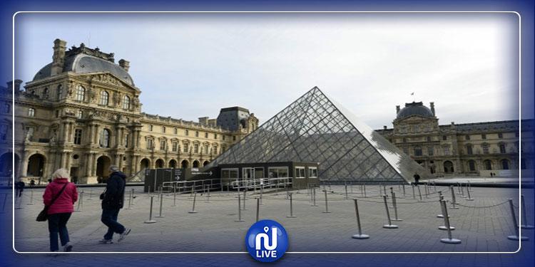 ''متحف اللوفر'' يغلق أبوابه