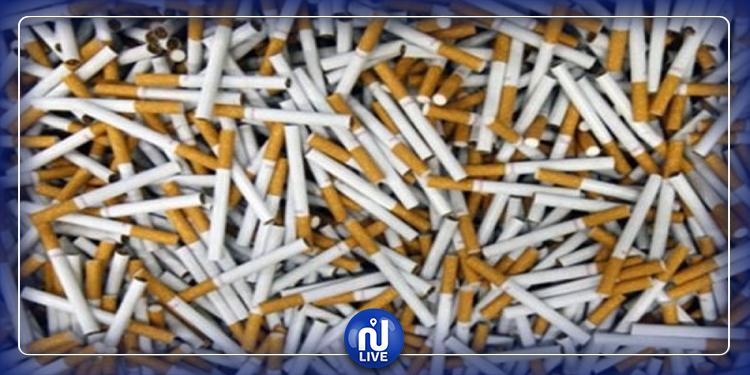المنستير: حجز سجائر مهربة بقيمة 47 ألف دينار