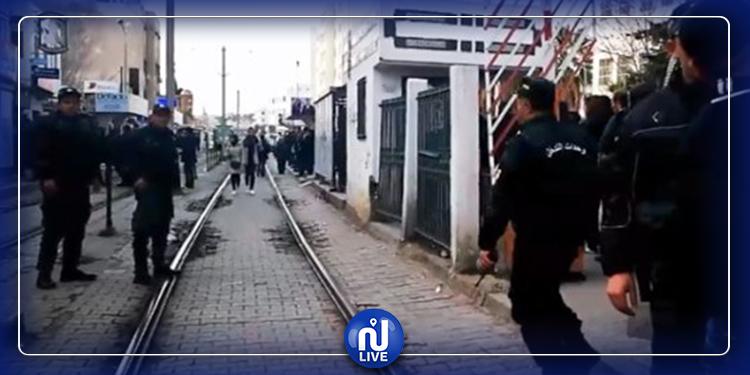 بعد تواتر البراكاجات: حملات أمنية بمحطات ووسائل النقل العمومي