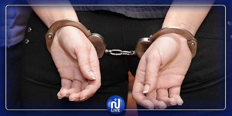 القيروان: القبض على شابة متهمة بالإرهاب