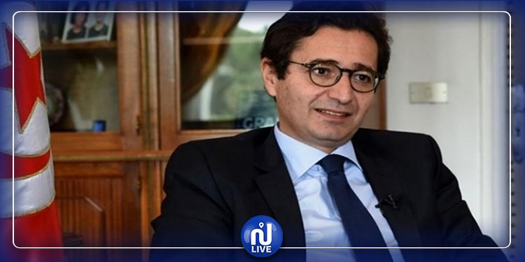 Fadhel Abdelkefi adresse ses félicitations à Elyes Fakhfakh