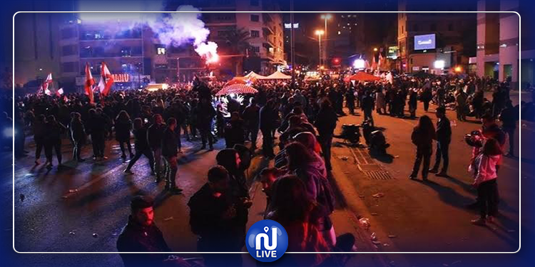 تأجج الاحتجاجات في لبنان وارتفاع عدد المصابين