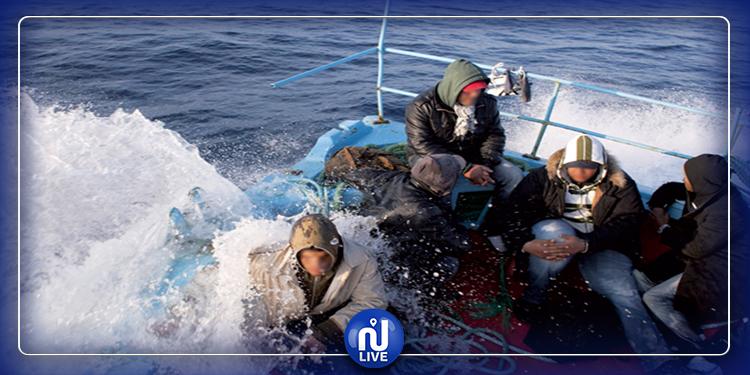 حلق الوادي:إحباط عملية إجتياز للحدود البحرية خلسة