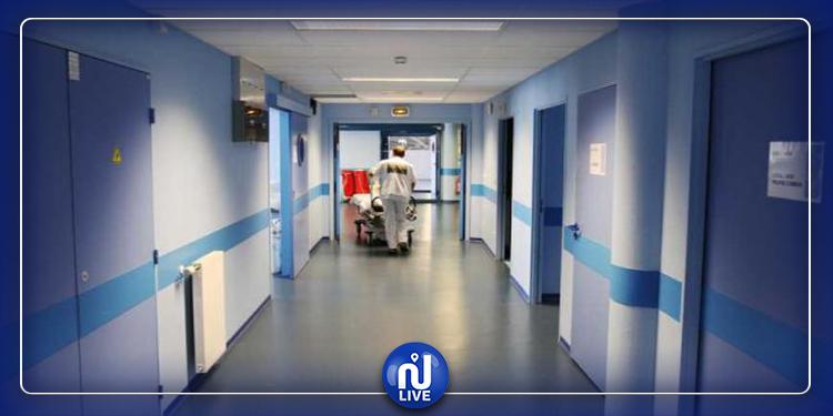إخلاء غرف وقسم العيادات الخارجية بالمستشفى الجهوي بقابس