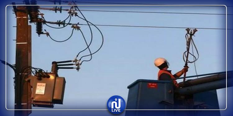 سليانة: انقطاع مبرمج للتيار الكهربائي يومي السبت والأحد