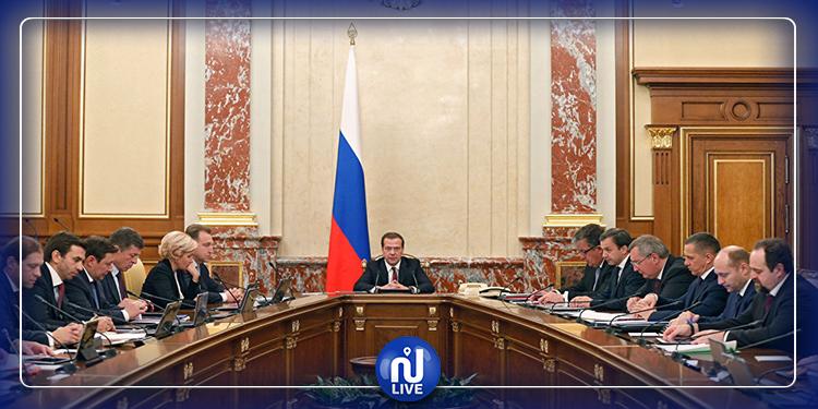الحكومة الروسية تقدّم استقالتها