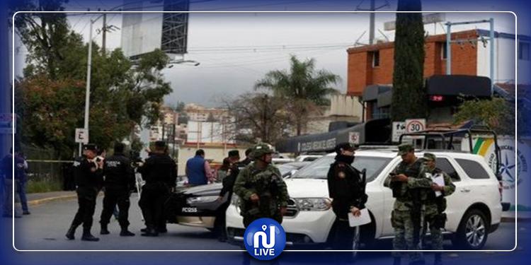 المكسيك: قتلى وجرحى في إطلاق نار داخل مدرسة
