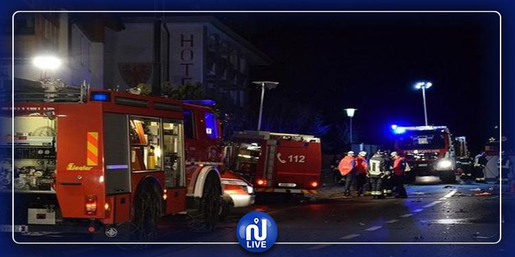 إيطاليا: مقتل 6 أشخاص وإصابة 11 آخرين في حادث دهس