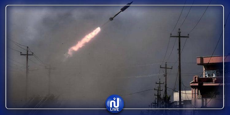 بغداد: سقوط صواريخ كاتيوشا على المنطقة الخضراء