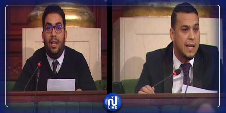 النائبان معاذ بن ضياف وأحمد بن عياد يستقيلان من حزب الرحمة
