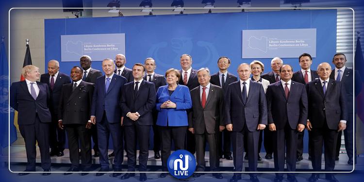 Libye-Sommet de Berlin : ce que les dirigeants ont décidé