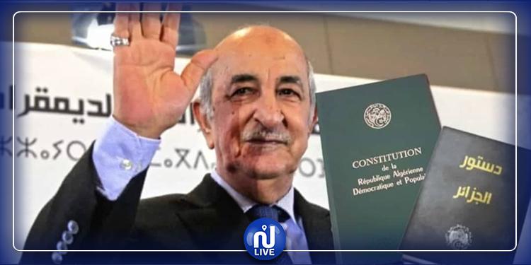 Algérie : une commission pour réviser la Constitution