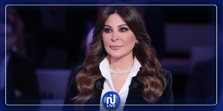 إليسا رئيسة تحرير صحيفة لبنانية