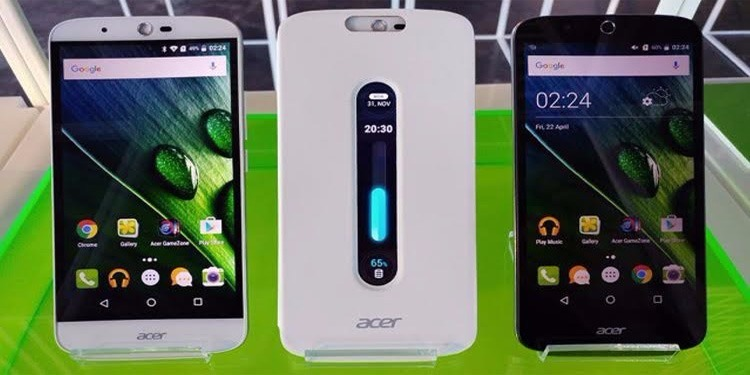 Acer تكشف عن هاتف Liquid Zest Plus