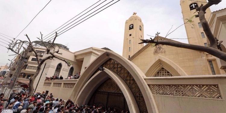 خبراء المتفجرات يفككون قنبلة ثانية في محيط كنيسة الاسكندرية وينجحون في تفكيك سيارة مفخخة بشارع شاكور