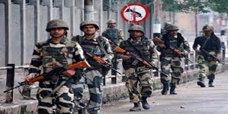 الهند: القضاء على اربعة مسحلين حاولوا اقتحام معسكر للشرطة