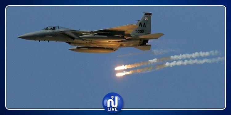 الولايات المتحدة تقصف موقعا لتنظيم القاعدة الارهابي في ليبيا