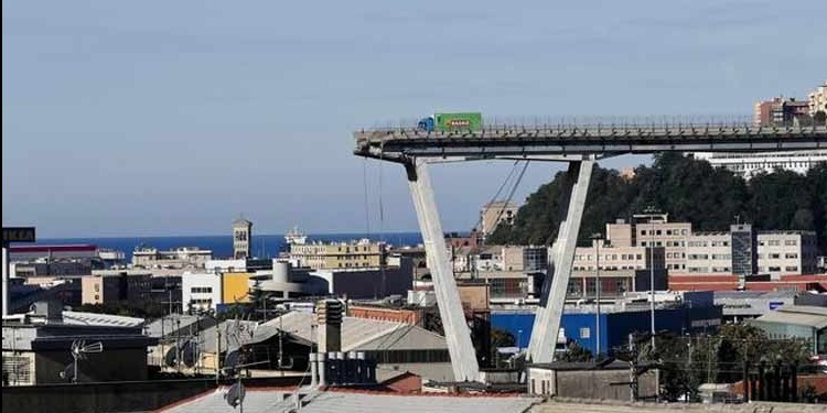 Drame de Gênes: funérailles d'Etat pour les victimes du pont