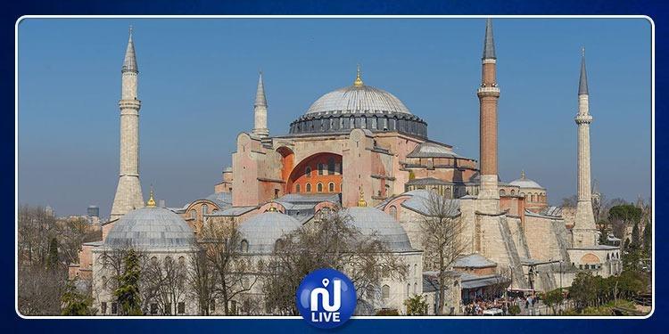 أردوغان: أرفض تحويل آيا صوفيا إلى مسجد