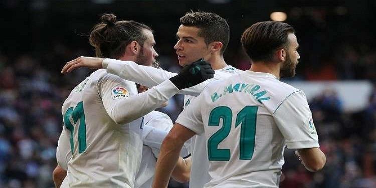 غاريث بيل يقضي آخر أيامه مع ريال مدريد
