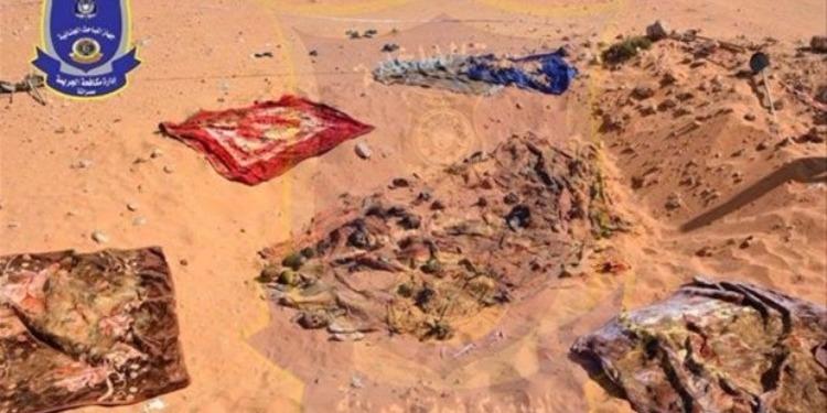 ليبيا: كشف مقبرة جماعية جديدة في سرت