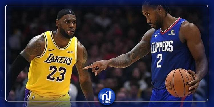 NBA: les joueurs sondés par leur syndicat pour la reprise du championnat
