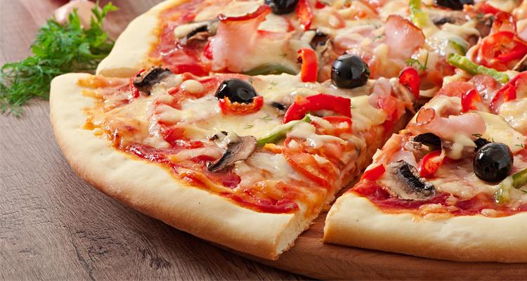 Pâte à pizza sans levure boulangère