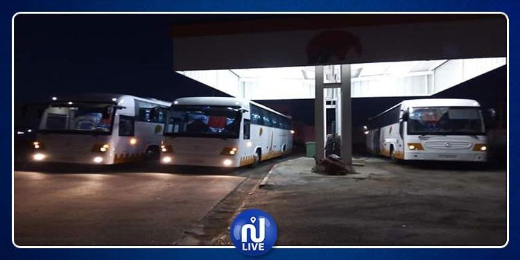 القيروان: الشركة الجهوية للنقل تعزز أسطولها بـ 3 حافلات جديدة
