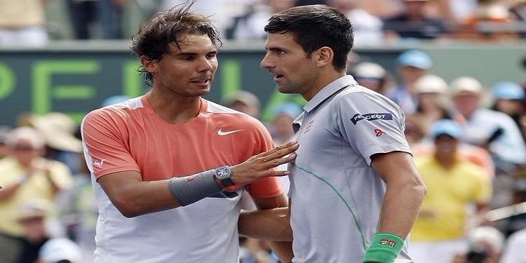 ترتيب محترفي التنس: نادال يتقدم مركزين و دجوكوفيتش يتراجع