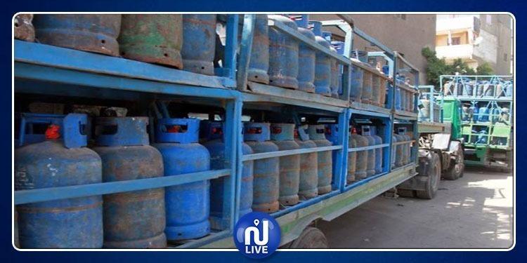 بداية من اليوم: موزعو قوارير الغاز يعلقون نشاطهم