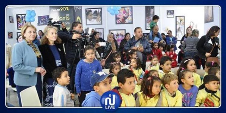 تدشين معرض للاحتفال بذكرى الاتفاقية الدولية لحقوق الطفل (صور)
