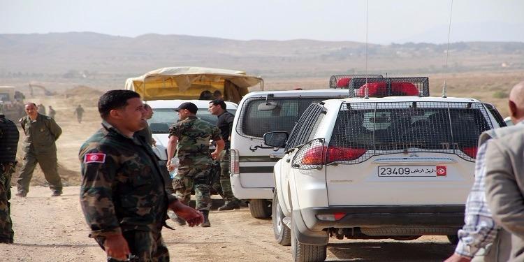 وحدات الحرس الوطني تحجز بضائع مهربة بقيمة تفوق ثلاثة ملايين دينار
