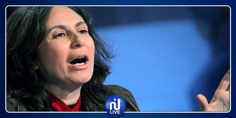 ألفة يوسف: ''لا يمكن الحديث عن عرس ديمقراطي دون إطلاق سراح نبيل القروي''