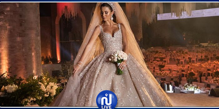 أثارت ضجة.. عروس تدخل على تكبيرات الآذان وتراتيل الصّلاة المسيحية (فيديو)