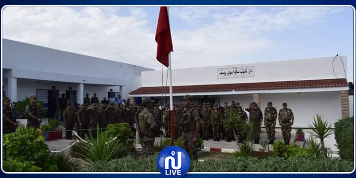 ساقية سيدي يوسف: قافلة صحية عسكرية تونسية جزائرية (صور)