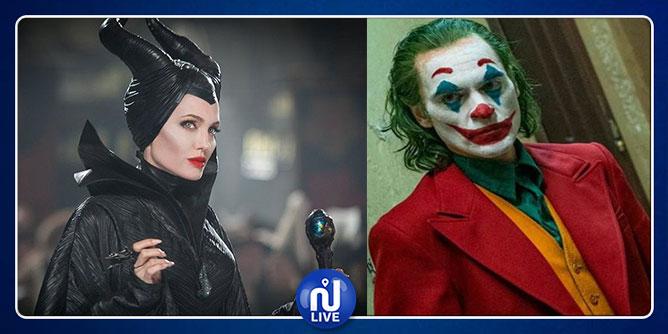 فيلم أنجلينا جولي الجديد يطيح بـ ''الجوكر''