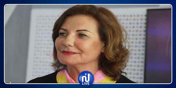 النائب زهرة إدريس تعتزل السياسة