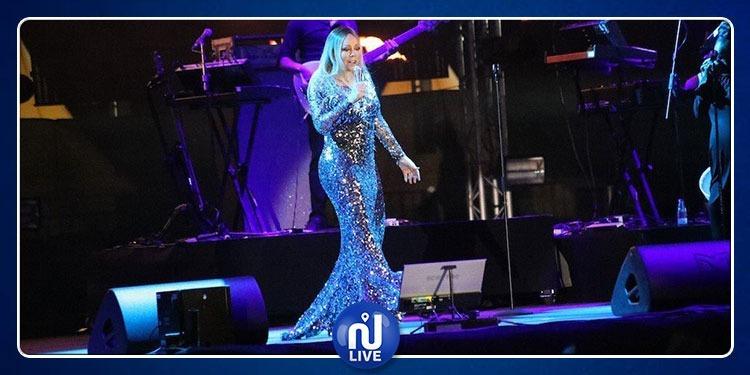 ماريا كاري تحيي حفلا غنائيا مجانيا في إمارة دبي