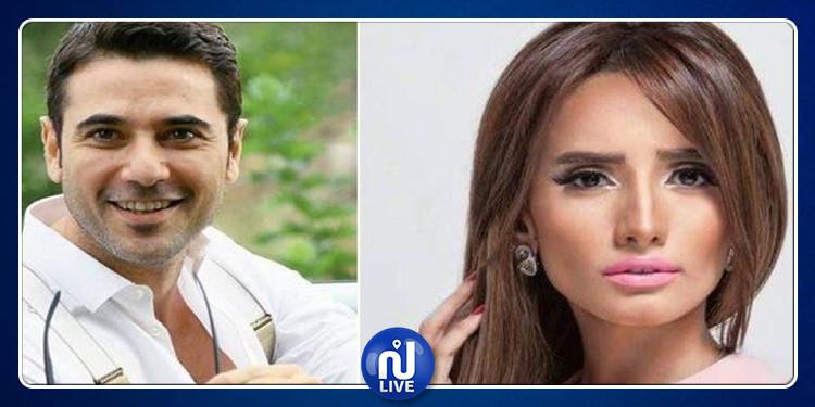 تسريب فيديو لمشاجرة أحمد عز وشقيقة زينة