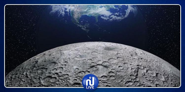 إكتشاف مفاجأة على سطح القمر !