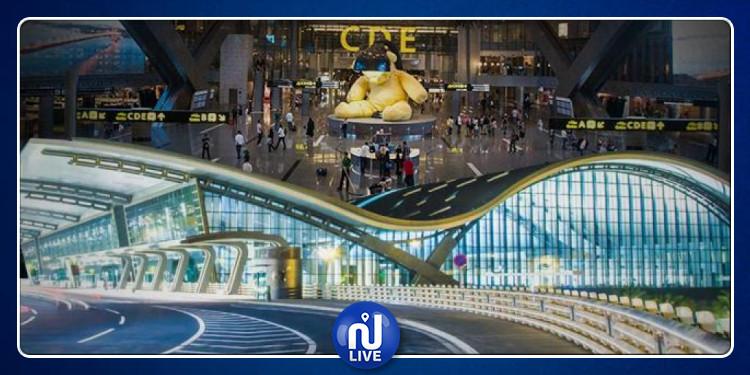 خطط لتوسعة مطار حمد الدولي لاستيعاب أكثر من 60 مليون مسافر سنويا