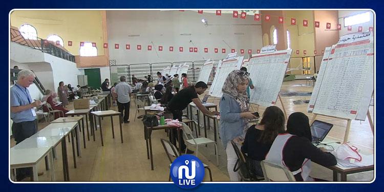 توزر: النتائج الأولية للإنتخابات الرئاسية