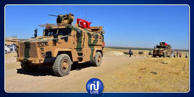 أردوغان يعلن انطلاق العملية العسكرية في سوريا