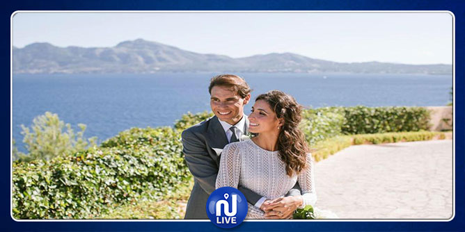 صور من حفل زفاف أسطورة التنس العالمي رافاييل نادال