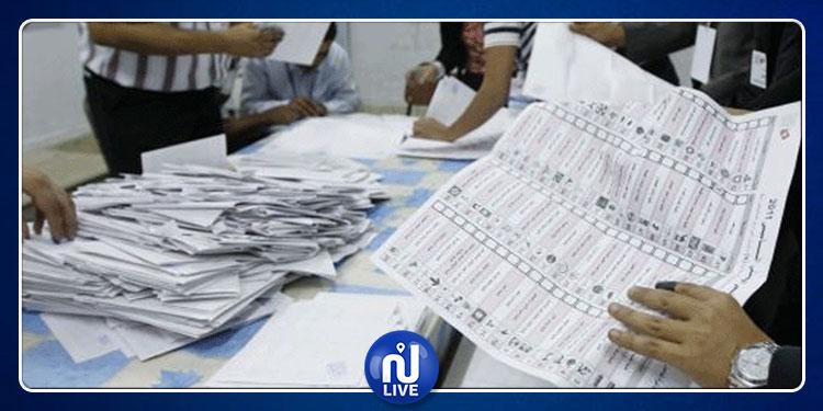 النتائج الأولية للانتخابات التشريعية بدائرة سوسة