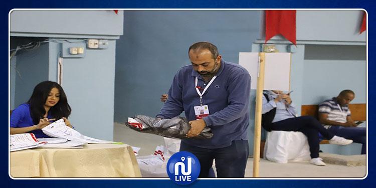 أريانة: النتائج الاولية للإنتخابات الرئاسية بعد عمليات الفرز