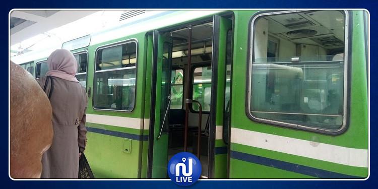 العاصمة: بعد تعطل حركة المترو.. تسخير الحافلات للتخفيف من حركة الشلل